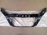 Дефлектор капота Chery Tiggo 2005-2011 / Чери Тиго 2005-2011 (Мухобойка) (Vip Tuning)