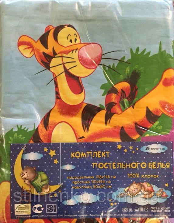 Детский постельный комплект Тиротекс