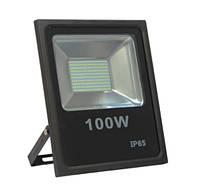 LED Прожектор Slim 100W 6500K IP65 SMD