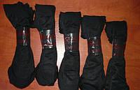 Капроновые женские носки. Без тормозов. Чёрные.