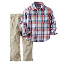 "Комплект штаны +рубашка ""Лето"" 2Т,3Т"