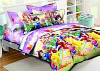 Комплекти постільної білизни у дитяче ліжечко