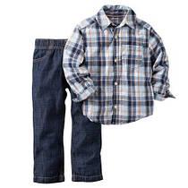 "Комплект штаны +рубашка ""Стиль"" 3Т"