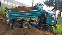 Вывоз грунта - земли с погрузкой