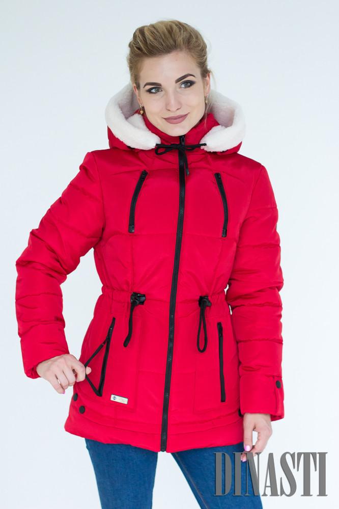 Зимняя женская куртка Evelin