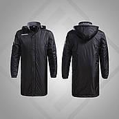 Куртка тренера BestTeam JK-15011 чёрная