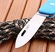 Швейцарский перочинный нож на подарок, 11 функций SWIZA D03 (301020), белый, фото 5