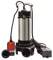 Дренажно-фекальный насос c режущим механизмом Optima V1500-QG 1.5кВт