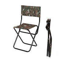 Раскладной стул со спинкой