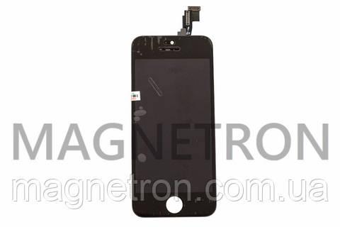 Дисплей с тачскрином и рамкой для мобильных телефонов Apple iPhone 5C