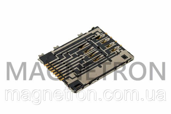 Разъем SIM-карты для планшета Samsung 3709-001625