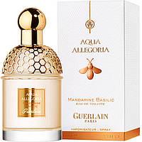 Оригинал Guerlain Aqua Allegoria Mandarine Basilic (герлен аква аллегория мандарин базилик)