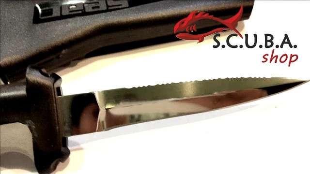 Нож для подводной охоты Seac Sub Wanted Daga