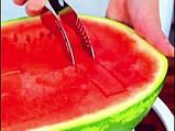 Нож для нарезки арбуза и дыни дольками  Angurello Genietti , фото 3