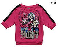 Утепленная кофта Monster High для девочки. 14-16 лет, фото 1