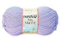 Nako baby Marvel  - 4480 сиреневый