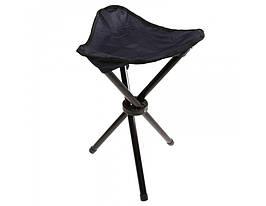 Стул тринога туристический складной стул для кемпинга для рыбака кресло