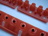 Резиновые ремкомплекты VE975200 под клавиши Yamaha PSR-76, PSR-77,  PSR-195, PSR-110, фото 6