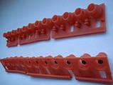 Резиновые ремкомплекты VE975200 под клавиши Yamaha PSR-76, PSR-77,  PSR-195, PSR-110, фото 7