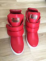 Ботинки на липучке Love M
