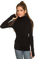 Модная водолазка  для девочки подростка