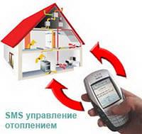 """GSM управление отоплением"""""""