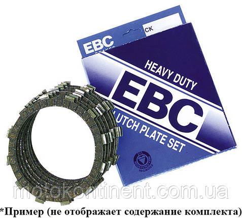 Диски сцепления фрикционные EBC CK1305, фото 2