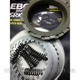 Комплект фрикционных дисков и пружин сцепления EBC SRC066