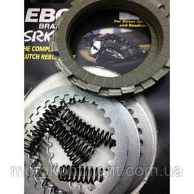 Комплект фрикционных дисков и пружин сцепления EBC SRC086