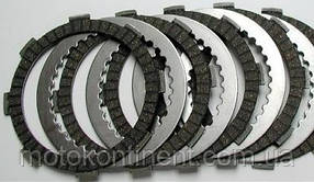 Диски сцепления фрикционные и стальные Ferodo FE FCS0405/3