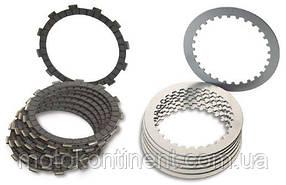 Диски сцепления фрикционные и стальные LUCAS MCC701PK