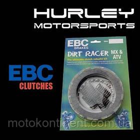 Комплект дисков стальных, фрикционных и пружин сцепления EBC DRC107