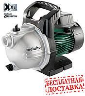 Насос садовий Metabo P3300G (900Вт; вис.45м; 3300л/ч) /600963000