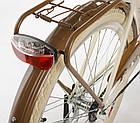 Велосипед VANESSA Vintage 26 crem, фото 3