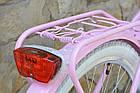 Велосипед VANESSA Vintage 26 pink Польша, фото 2