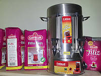 Электрочайник / самовар MIZAN 8 litres (серебристый)