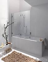 Kolo штора для ванной Kolo Niven 125 левая, прозрачное стекло (FPNF12222008L)