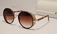 Женские солнцезащитные очки Jimmy Choo Andie коричневый цвет, фото 1