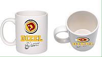 Чашка с нанесением лого
