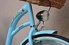 Велосипед VANESSA 28 sky  Польша, фото 3