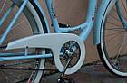 Велосипед VANESSA 28 sky  Польша, фото 4