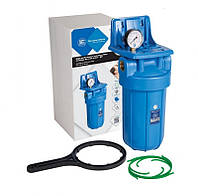 """Натрубный корпус фильтра типа """"Big Blue"""" Aquafilter FH10B1-WB"""