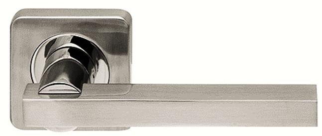 Дверные ручки ARMADILLO ORBIS SQ004-21SNCP-3 матовый никель/хром, фото 1