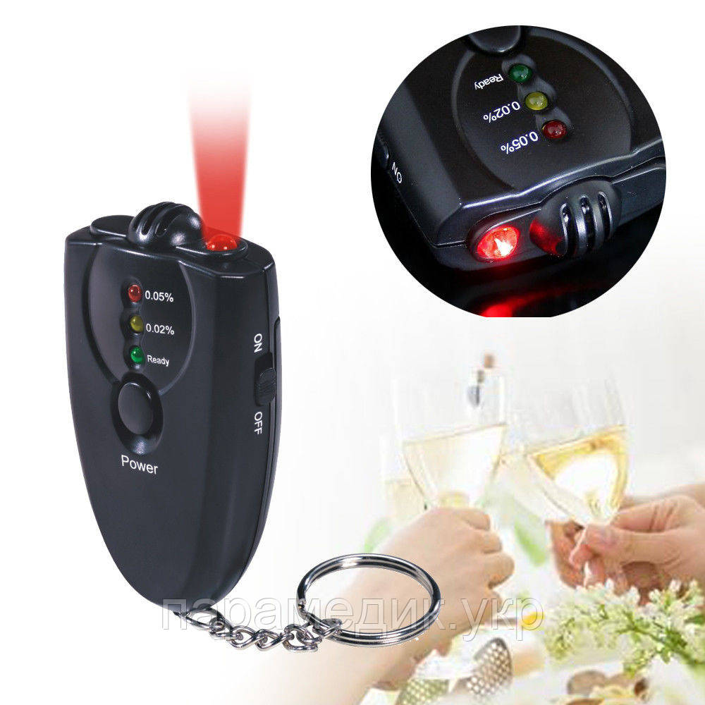 Алкотестер Alcohol Tester Led Breath ALT-01 ( AT6360 )