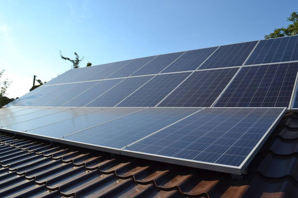 Сонячна мережева електростанція 10кВт смт Бурштин! 1