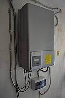 Сонячна мережева електростанція 10кВт смт Бурштин! 2