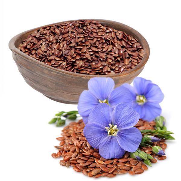 Семена льна, 1 кг (вес)