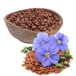 Семена льна, 1 кг ХоРеКа