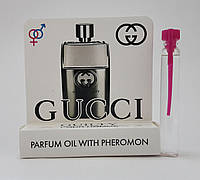Масляные духи с феромонами Gucci Guilty Pour Homme 5 ml