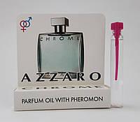 Масляные духи с феромонами Azzaro Chrome 5 ml